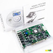 NEW Adaptec AUA-3020 Adapter PCI Card 4 USB 2.0 2 Firewire Port Expansion Card