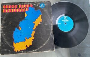 """Cross River Nationale """"S/T"""" 1977 Afrobeat Highlife LP Anodisc Nigeria"""