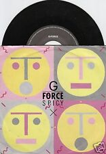 G-FORCE (Patrick De Meyer) Spicy 45/BENELUX/PIC
