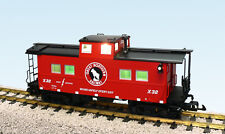 USA Trains 12175 G Scale Center Cupola Caboose Great Northern red