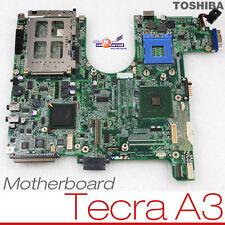 MOTHERBOARD NOTEBOOK TOSHIBA TECRA A3 -101 -103 -106 -114 -116 K000024150 OK 017