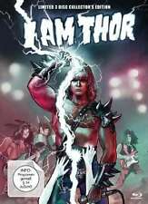 I Am Thor - Limited 3 Disc Collector´s Edition - Media Book - DVD u. Blu Ray