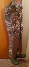 BANDED GEAR REDZONE BREATHABLE UNINSULATED WAIST WADERS SG BLADES CAMO 14