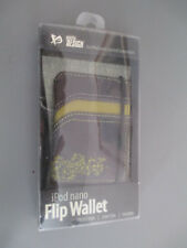 Ipod Nano Flip Wallet For Ipod Nano First & Second Generation Pacific Design NEW