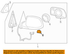 GM OEM-Turn Signal Light 88980307