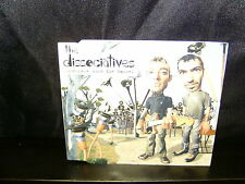 THE DISSOCIATIVES – SOMEWHERE DOWN THE BARREL - AUSTRALIAN CD SINGLE NM