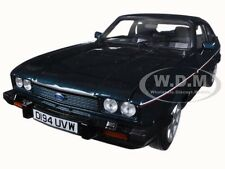 "1986 FORD CAPRI 280 ""BROOKLANDS"" GREEN METALLIC LTD 1038PCS 1:18 BY NOREV 182718"