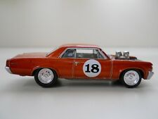 JOHNNY LIGHTNING - THE SPOILERS - FUEL INJECTED 1964 PONTIAC GTO - 1/64 (LOOSE)