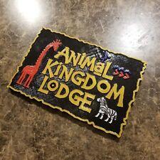 Animal Kingdom Lodge Inspired Prop Sign / Plaque Replica ( Disney Home Decor )