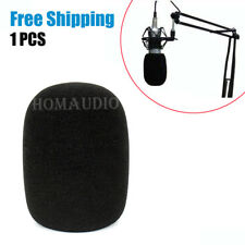Pop Filter Microphone Windscreen Sponge Foam For AKG C214 C414 C3000 C4000 C2000