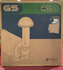 "Niles Audio GSS10 10"" Garden Satellite Speakers In-Ground Subwoofer"