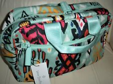 Vera Bradley Lighten Up Travel Organizer Cosmetic Bag Pueblo.  $58.00.