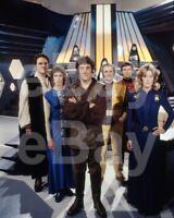 Blakes 7 (TV) Cast 10x8 Photo