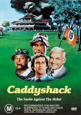 Caddyshack - Chevy Chase - New & Sealed Region 4 DVD - FREE POST