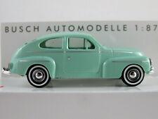 Busch 43913 Volvo PV544 Limousine (1958) in pastellgrün 1:87/H0 NEU/OVP