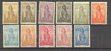 Angola, 1932 Ceres, 11 different to 1.40 Angolar, MLH, VF ++