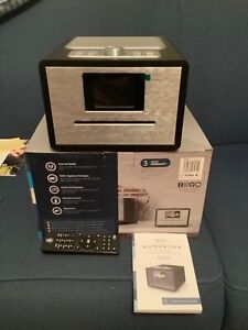 Majority Homerton Bluetooth DAB FM CD Player Internet WiFi Radio, music system.