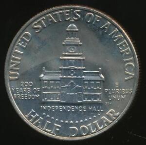 United States, 1976 Kennedy Half Dollar (Bicentennial) - Uncirculated