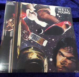 Neil Young - American Stars'N Bars - New Sealed Vinyl LP