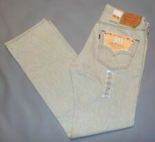 NEW WITH TAGS Levis 501 Jeans Mens 34x32 JEANS $68 Mexico BLANK Red Tag