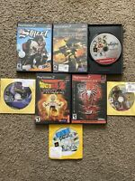 Sony Playstation 2 PS2 Game Bundle Lot Of 8 GTA, Dragonball, Spiderman 3 Spyro