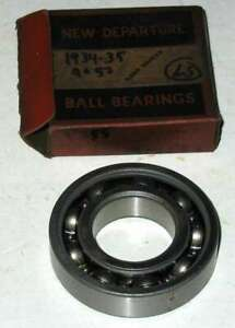 1932-1957 Buick Cord Imperial Nash Franklin NOS drive bearing 907507