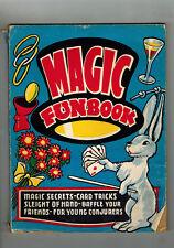 MAGIC FUNBOOK - softback 1960