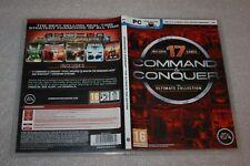 Command & Conquer - The Ultimate Edition PC BOX