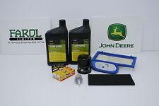 Véritable JOHN DEERE Service Filtre Kit LG195 LT180 LTR180 LT190 LX277 LX280 GX325