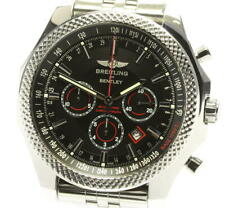 BREITLING Bentley BARNATO A25368 Chronograph Automatic Men's Watch_566545