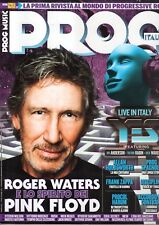 PROG MUSIC ITALIA 13/2017=ROGER WATERS/PINK FLOYD=FRANK ZAPPA=PROCOL HARUM