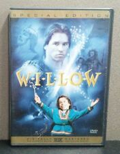 Willow    (Special Edition DVD)  Includes Insert    LIKE NEW