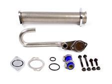 Ford 6.0 6.0L Powerstroke Diesel Premium EGR Delete Kit - Removes Valve & Cooler