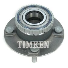 Wheel Bearing and Hub Assembly-FWD Rear Timken 512024
