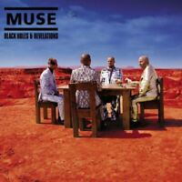 MUSE black holes and revelations (CD, album, 2006) alternative rock, very good