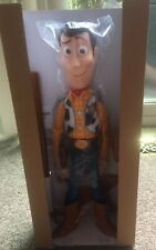 """Toy Story 4 - Sheriff Woody - Deluxe Pull-String Talking Action Figure 14"""" NEW"""