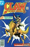 Claw the Unconquered #10, May. 1978 - DC Comics - VF