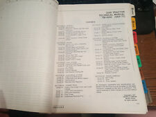 JOHN DEERE 2040  Tractor Technical Service Manual TM-4300 (Sep-77) Original