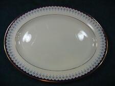 """Minton Consort Large 16 1/4"""" Oval Serving Platter"""
