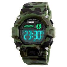 SKMEI Kid Teen Sport Multifunctional Watch Waterproof 50M Wristwatch SKM-1242