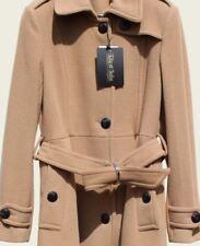 Cappotti e giacche da donna misto lana bottone , Taglia 44