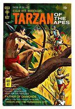 Tarzan #191 (Gold Key) VF8.2