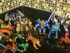 Transformers Beast Wars Rare Large Lot - Optimus Primal,Tigatron,Hardhead&More!