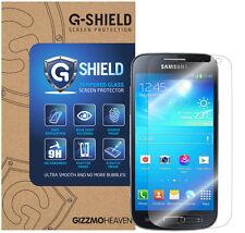 G-Shield® Vitre Film Protection en Verre Trempé d'écran Samsung Galaxy S4 Mini