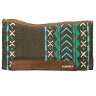 32 In X 34 In Weaver Horse Saddle Pad Synergy Contoured Performance U-MAIN