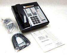 New AT/&T 7406 Plus Black Telephone 7406D-07 7406D 7406D07 phone lucent avaya