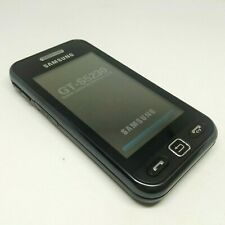 Samsung Star GT-S5230 - Black Mobile Phone (Unlocked) Cellular Phone