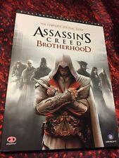 Assassins Creed Brotherhood Strategy Guide (Multi Platform)