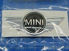 Oem Mini Cooper S R52 R53 2002-2008 Front Emblem Mini Wings 51140660106