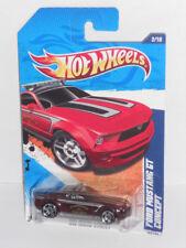 Hot Wheels 2011 Main Street Series Ford Mustang GT Concept Grandview Fire Dept